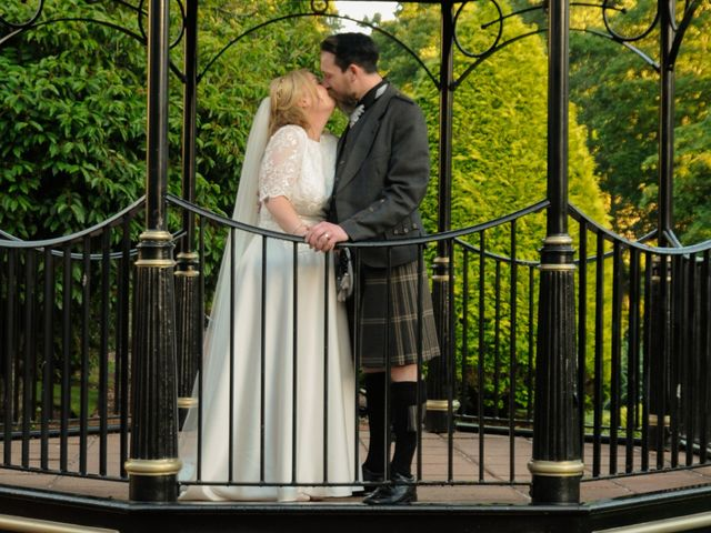 Andrew and Cheryl's Wedding in Ayr, Dumfries Galloway & Ayrshire 2