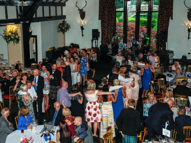 Andrew and Cheryl's Wedding in Ayr, Dumfries Galloway & Ayrshire 33