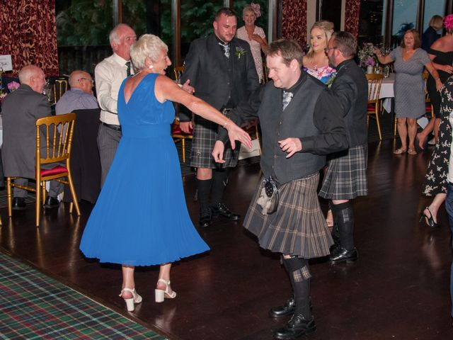 Andrew and Cheryl's Wedding in Ayr, Dumfries Galloway & Ayrshire 35