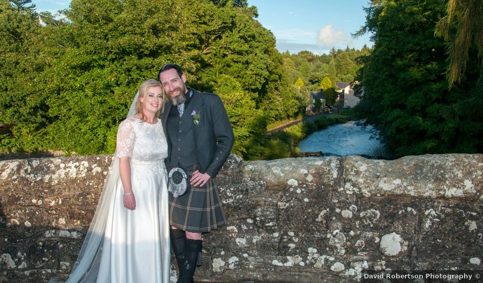 Andrew and Cheryl's Wedding in Ayr, Dumfries Galloway & Ayrshire