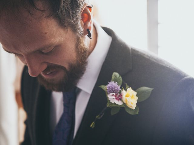 Jess and Matt's Wedding in Sidmouth, Devon 12