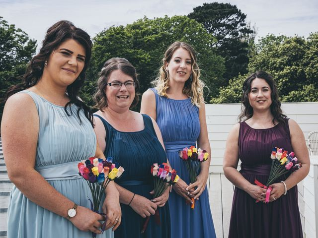 Jess and Matt's Wedding in Sidmouth, Devon 17