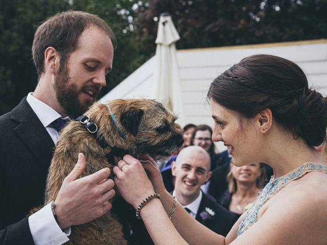 Jess and Matt's Wedding in Sidmouth, Devon 22