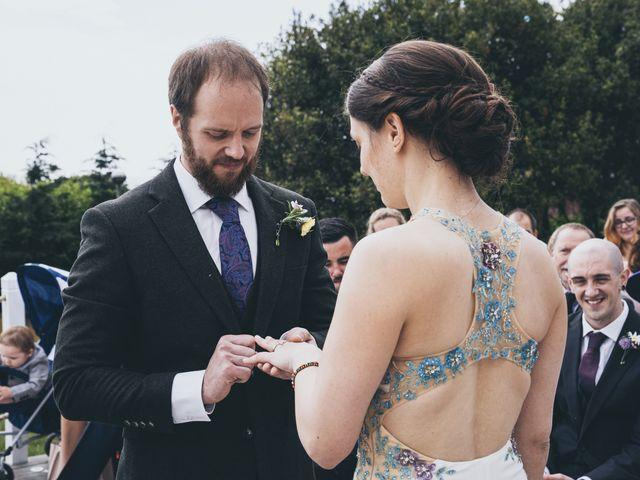 Jess and Matt's Wedding in Sidmouth, Devon 23