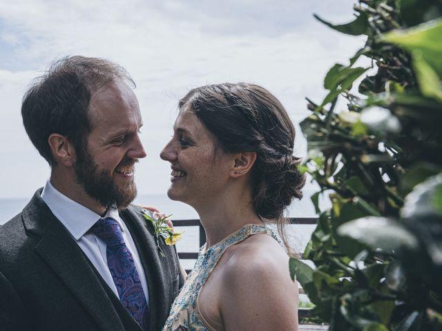 Jess and Matt's Wedding in Sidmouth, Devon 26