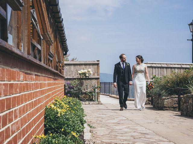 Jess and Matt's Wedding in Sidmouth, Devon 28