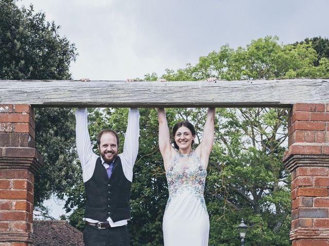 Jess and Matt's Wedding in Sidmouth, Devon 29