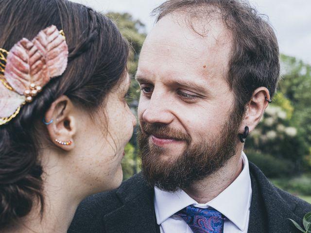 Jess and Matt's Wedding in Sidmouth, Devon 30