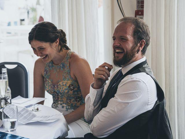 Jess and Matt's Wedding in Sidmouth, Devon 32