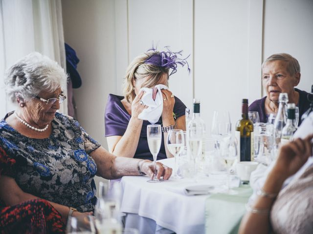 Jess and Matt's Wedding in Sidmouth, Devon 34