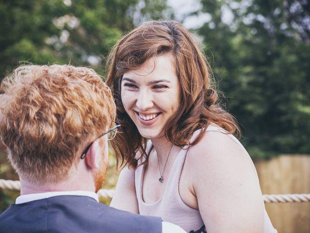 Jess and Matt's Wedding in Sidmouth, Devon 37