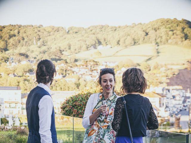 Jess and Matt's Wedding in Sidmouth, Devon 42