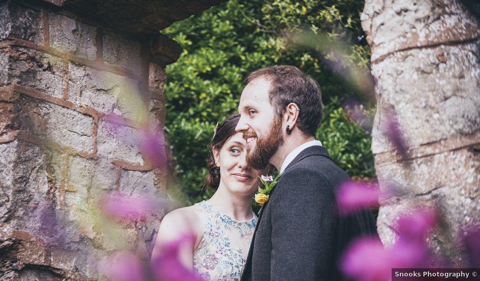Jess and Matt's Wedding in Sidmouth, Devon