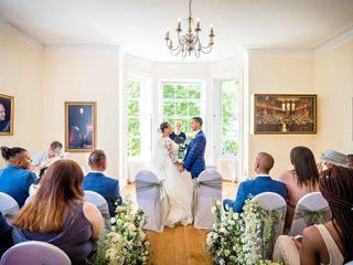 Bernie & Louis's wedding