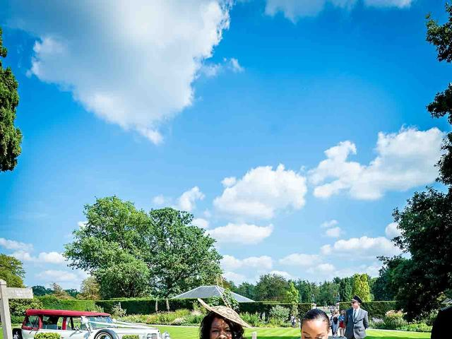 Louis and Bernie's Wedding in Richmond-upon-Thames, Surrey 10