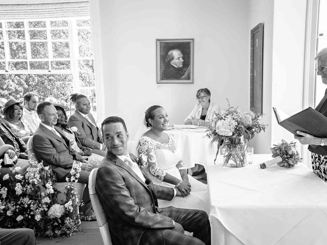 Louis and Bernie's Wedding in Richmond-upon-Thames, Surrey 27