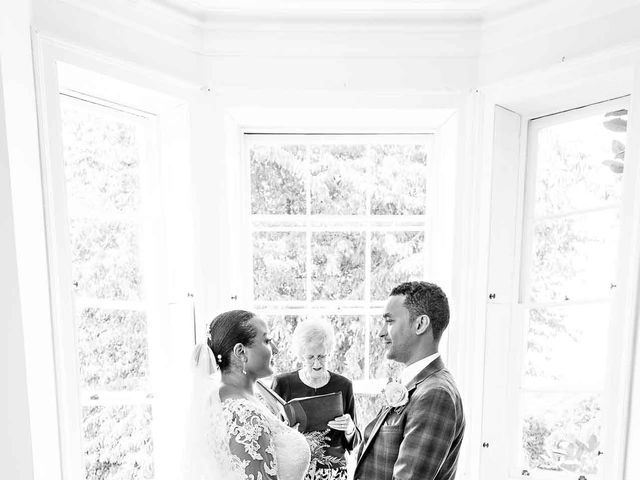 Louis and Bernie's Wedding in Richmond-upon-Thames, Surrey 32