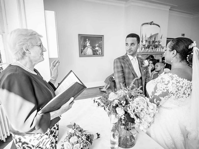 Louis and Bernie's Wedding in Richmond-upon-Thames, Surrey 35