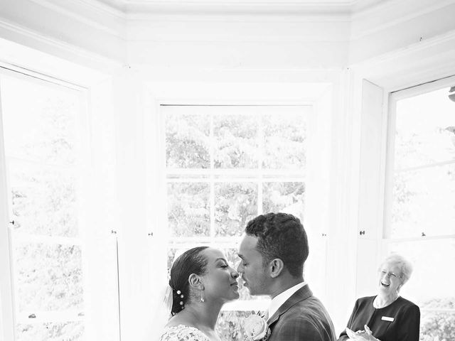 Louis and Bernie's Wedding in Richmond-upon-Thames, Surrey 42