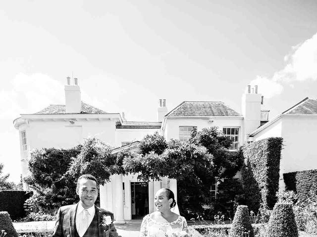 Louis and Bernie's Wedding in Richmond-upon-Thames, Surrey 55