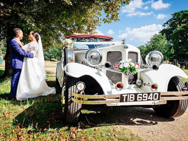 Louis and Bernie's Wedding in Richmond-upon-Thames, Surrey 59