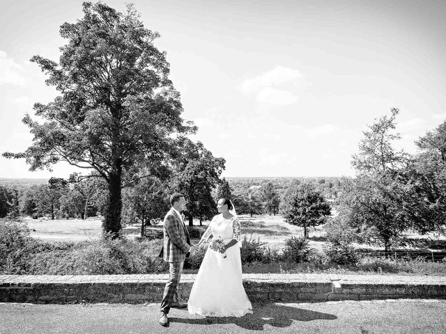 Louis and Bernie's Wedding in Richmond-upon-Thames, Surrey 60