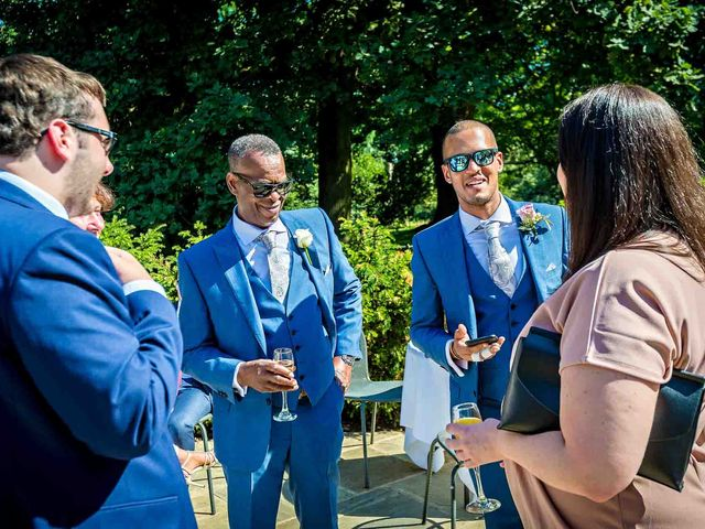 Louis and Bernie's Wedding in Richmond-upon-Thames, Surrey 62