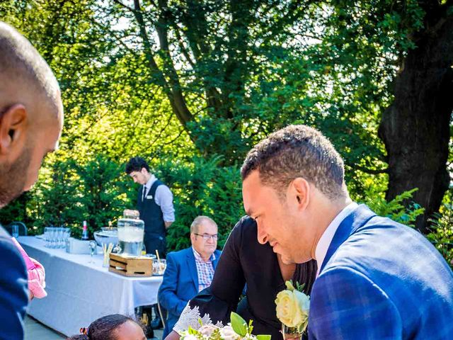 Louis and Bernie's Wedding in Richmond-upon-Thames, Surrey 66
