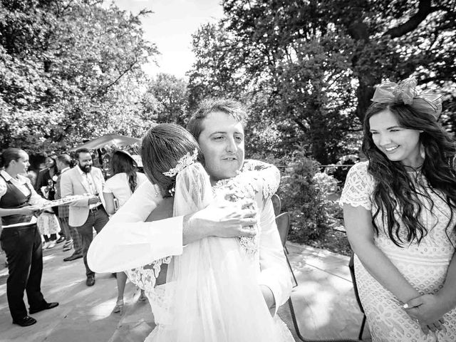 Louis and Bernie's Wedding in Richmond-upon-Thames, Surrey 69