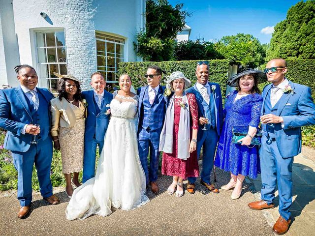 Louis and Bernie's Wedding in Richmond-upon-Thames, Surrey 73