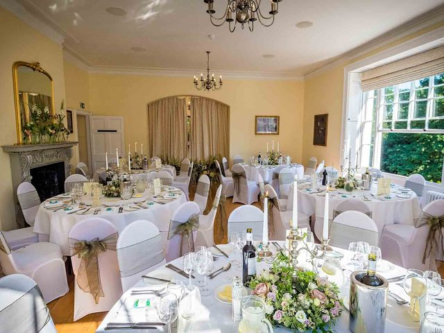 Louis and Bernie's Wedding in Richmond-upon-Thames, Surrey 80