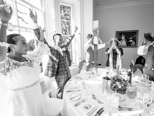 Louis and Bernie's Wedding in Richmond-upon-Thames, Surrey 91