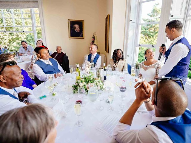 Louis and Bernie's Wedding in Richmond-upon-Thames, Surrey 104