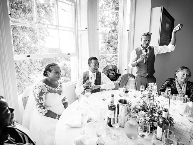 Louis and Bernie's Wedding in Richmond-upon-Thames, Surrey 108