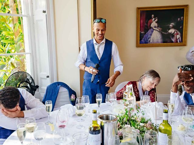 Louis and Bernie's Wedding in Richmond-upon-Thames, Surrey 110