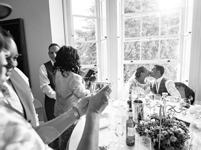 Louis and Bernie's Wedding in Richmond-upon-Thames, Surrey 122