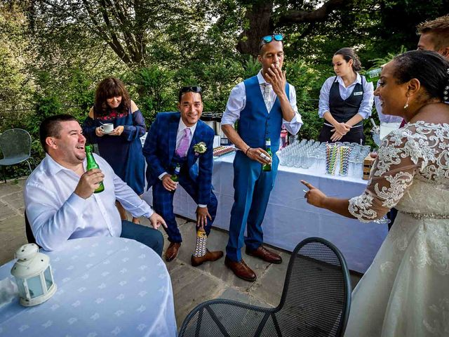 Louis and Bernie's Wedding in Richmond-upon-Thames, Surrey 127