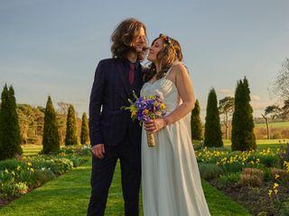 Yvette & Dan's wedding