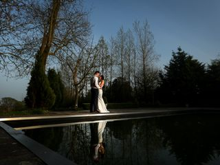 Chris & Kathryn's wedding