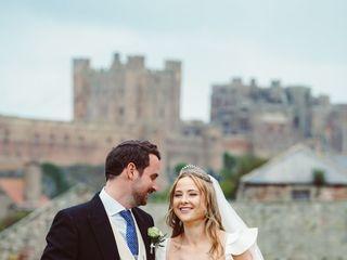 Milly & Jonny's wedding