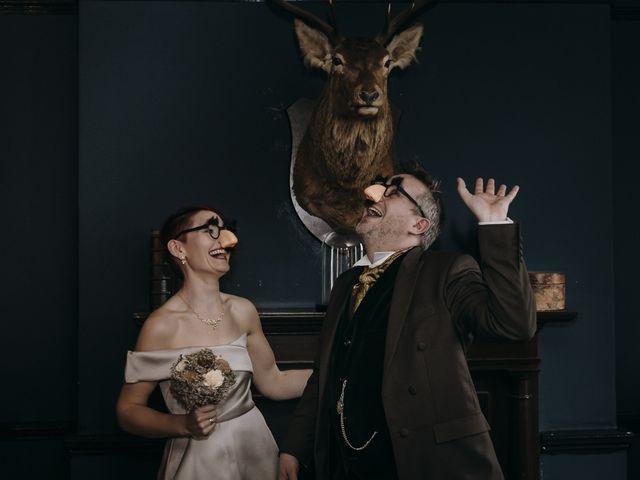 Simon & Toni's wedding