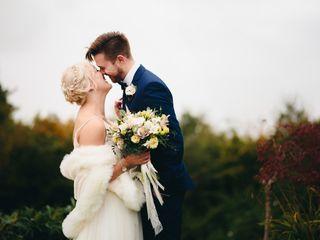 Amy & Jake's wedding