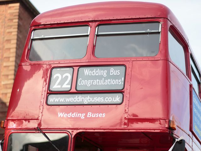 Marcin and Chris's Wedding in Liverpool, Merseyside 6