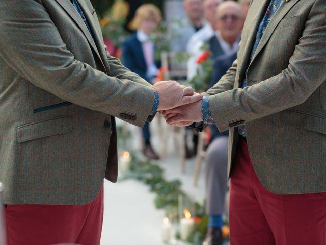 Marcin and Chris's Wedding in Liverpool, Merseyside 8