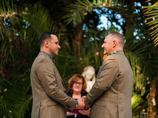 Chris & Marcin's wedding
