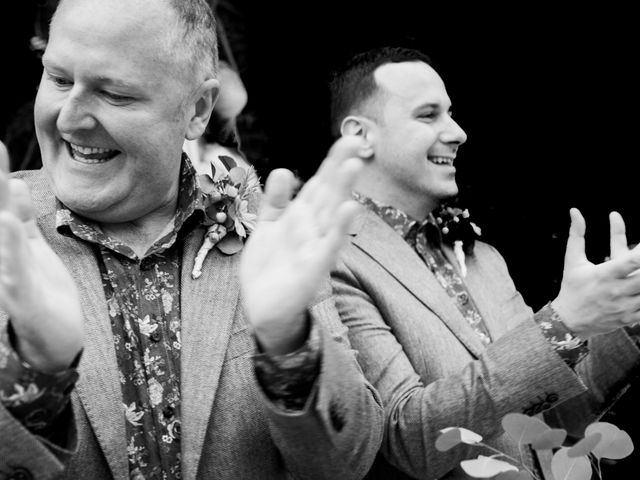 Marcin and Chris's Wedding in Liverpool, Merseyside 1
