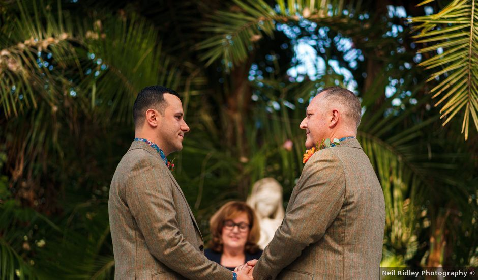 Marcin and Chris's Wedding in Liverpool, Merseyside