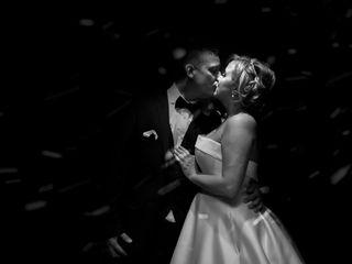 Nikki & Dec's wedding