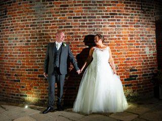 Michael & Nicky's wedding