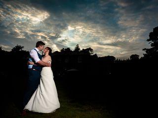 Faye & Steve's wedding